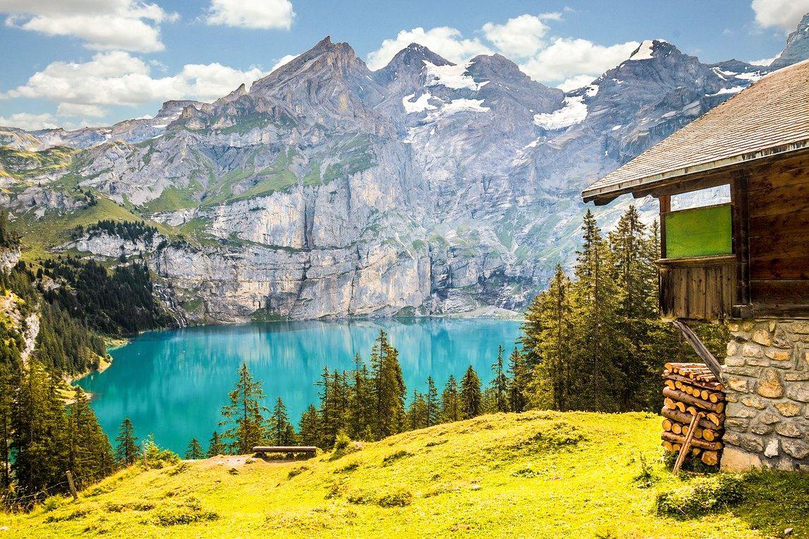 Seitensprung Alpen