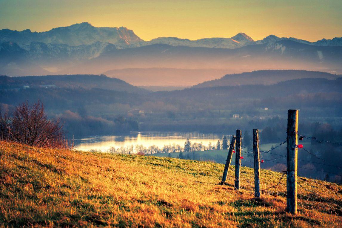 Seitensprung Alpenvorland
