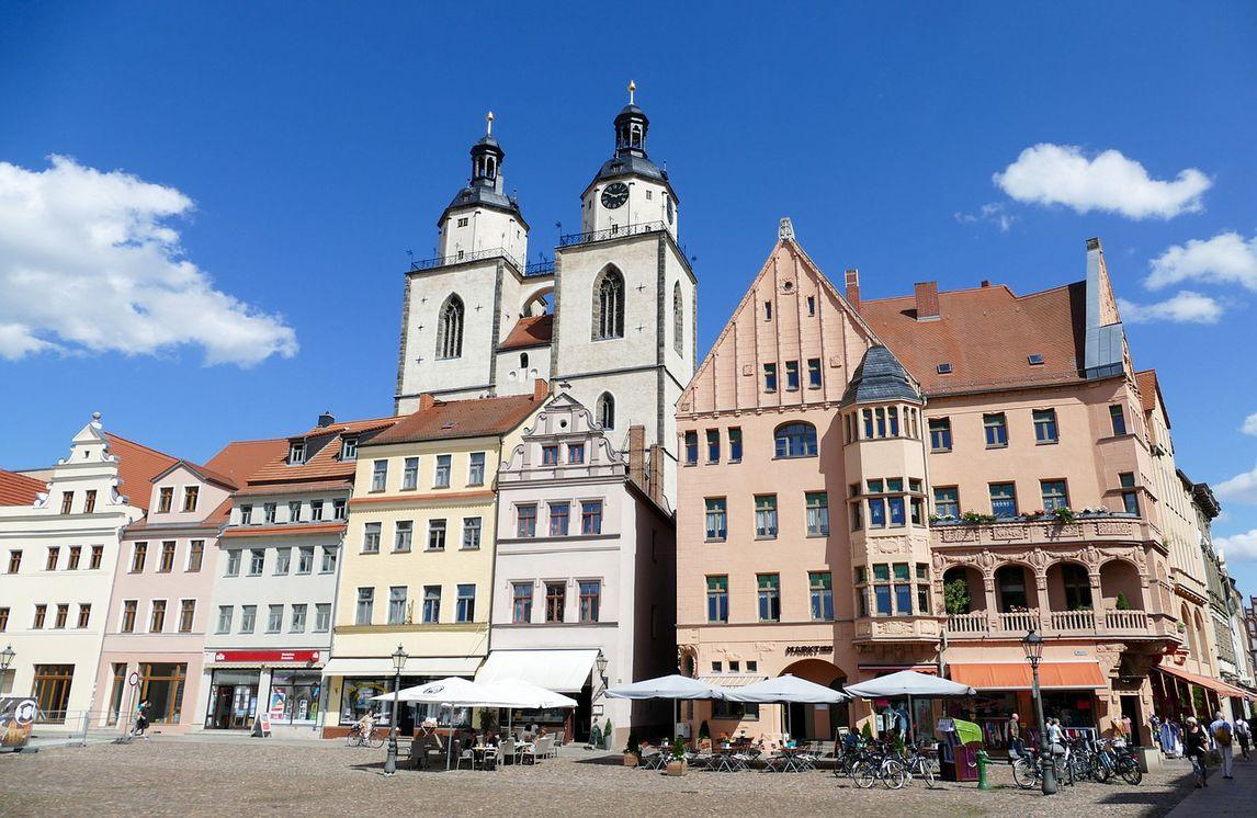 Seitensprung Anhalt Wittenberg