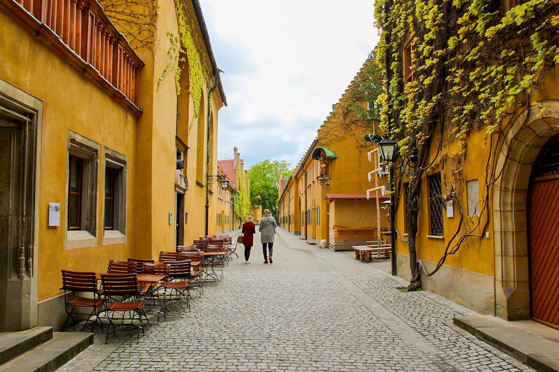 Blasen Augsburg