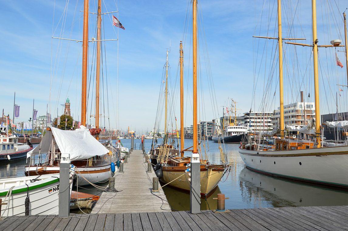 Blasen Bremerhaven