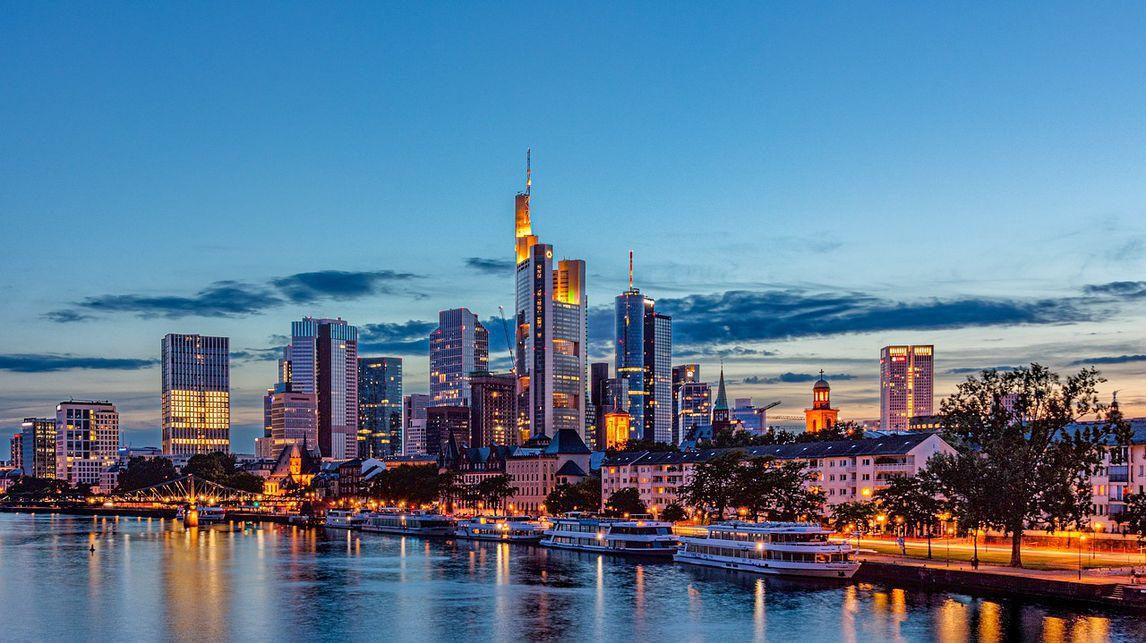 Blasen Frankfurt