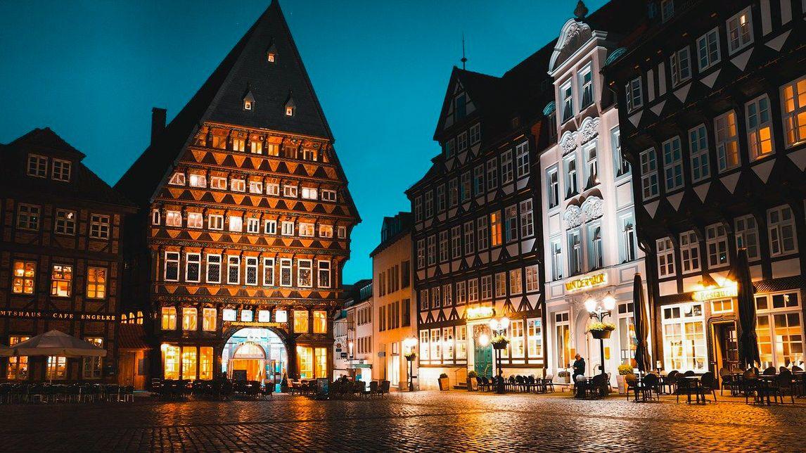 Blasen Hildesheim