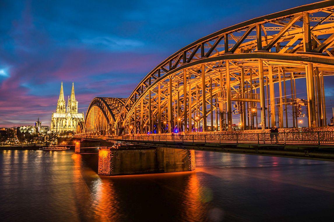 Blasen Köln