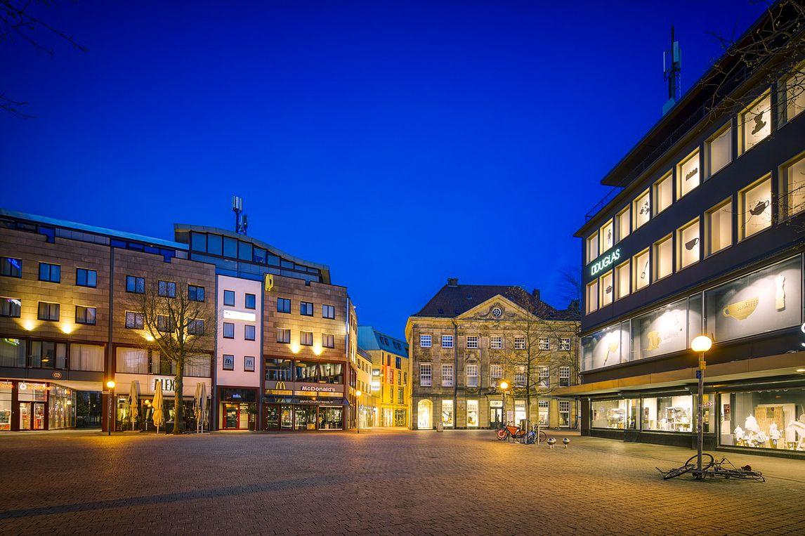 Blasen Osnabrück