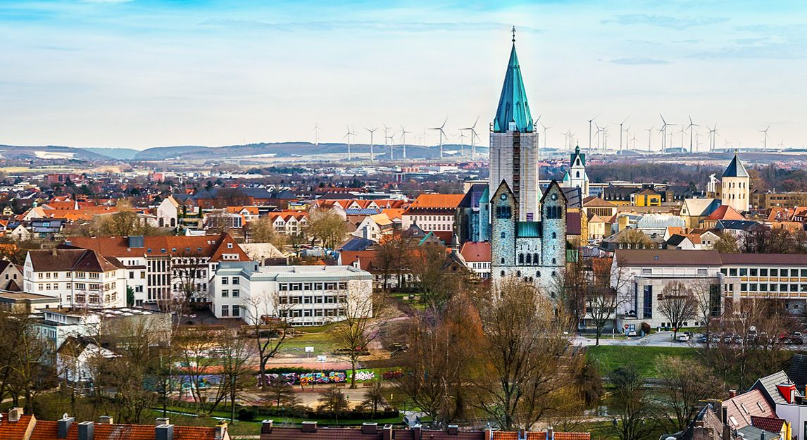 Blasen Paderborn