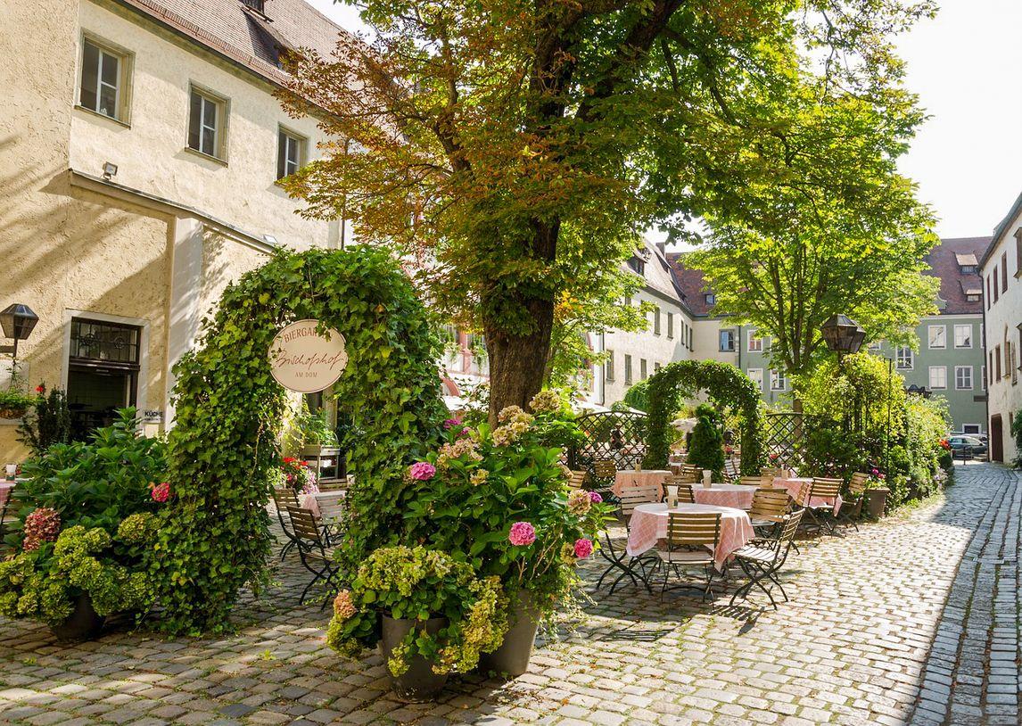 Blasen Regensburg