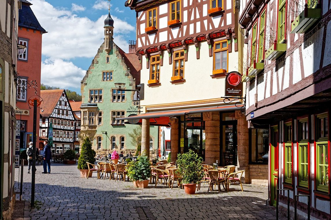 Bumsen Thüringen