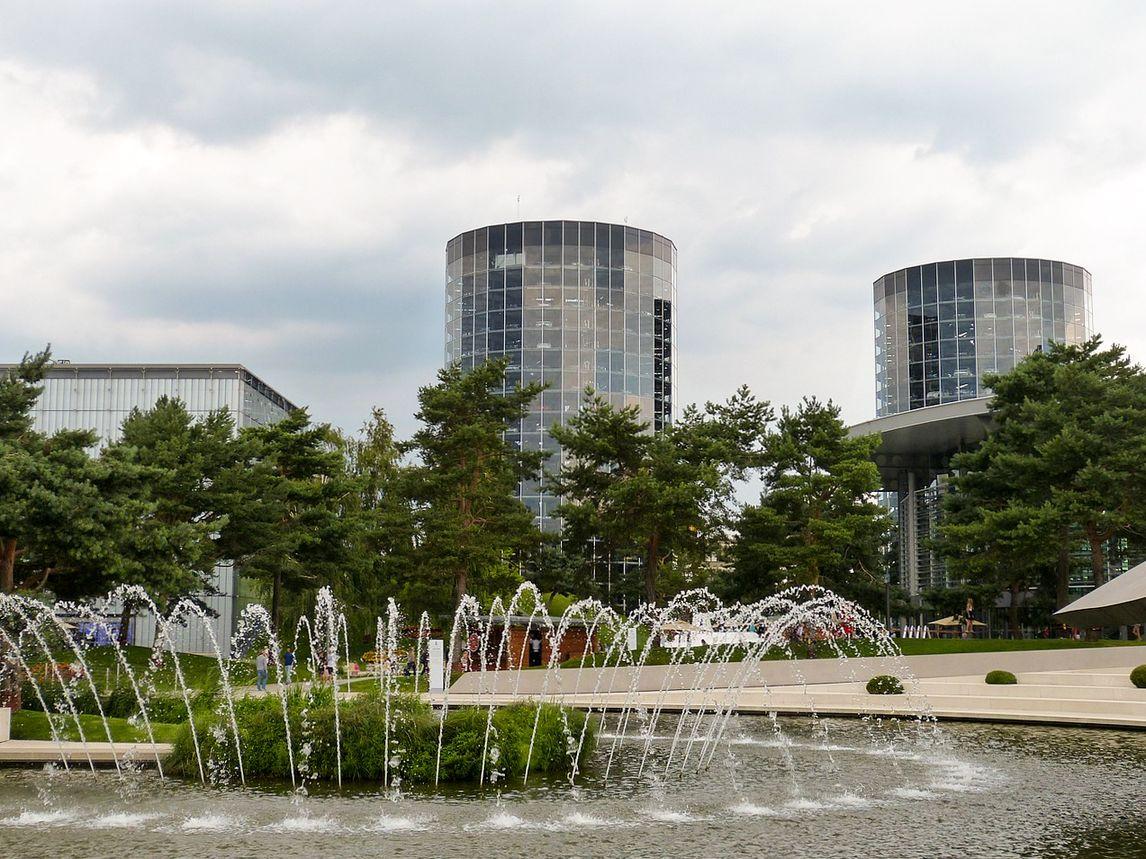 Bumsen Wolfsburg