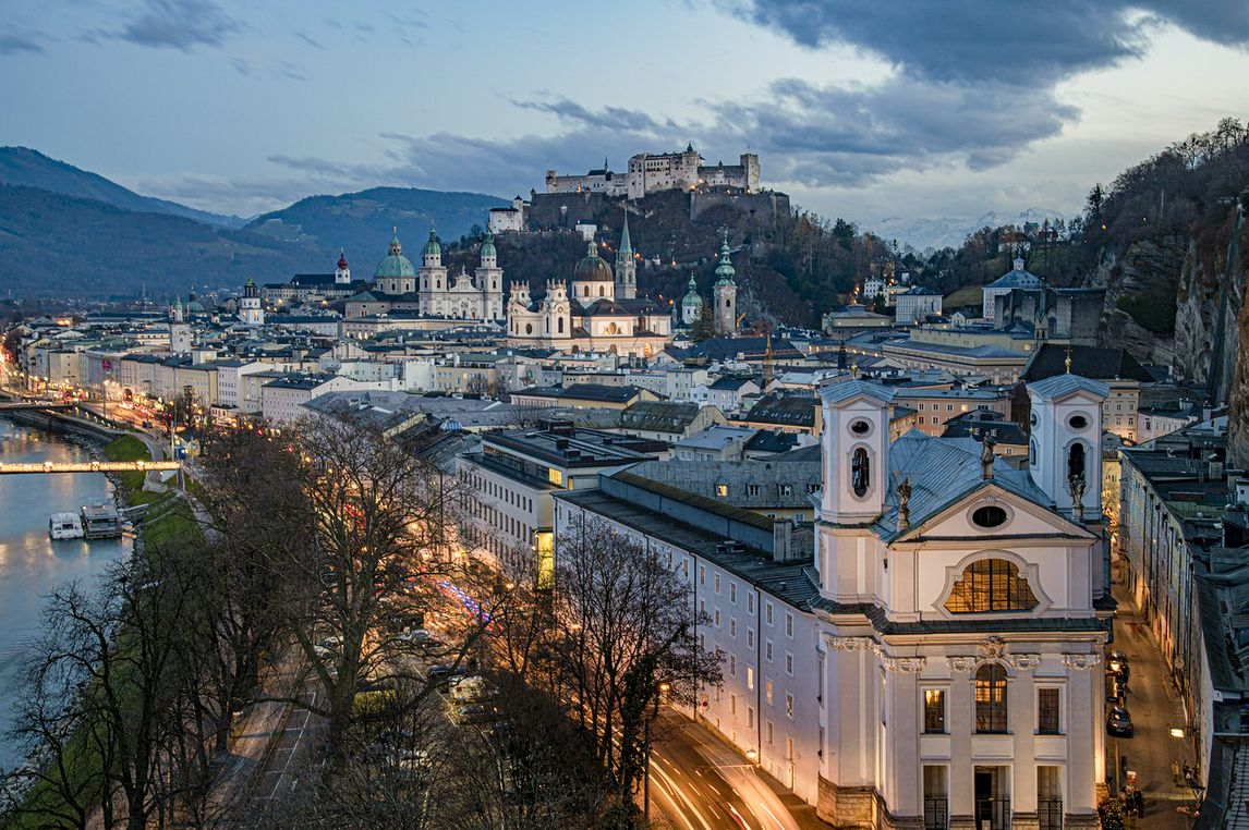 Sie sucht ihn Salzburg