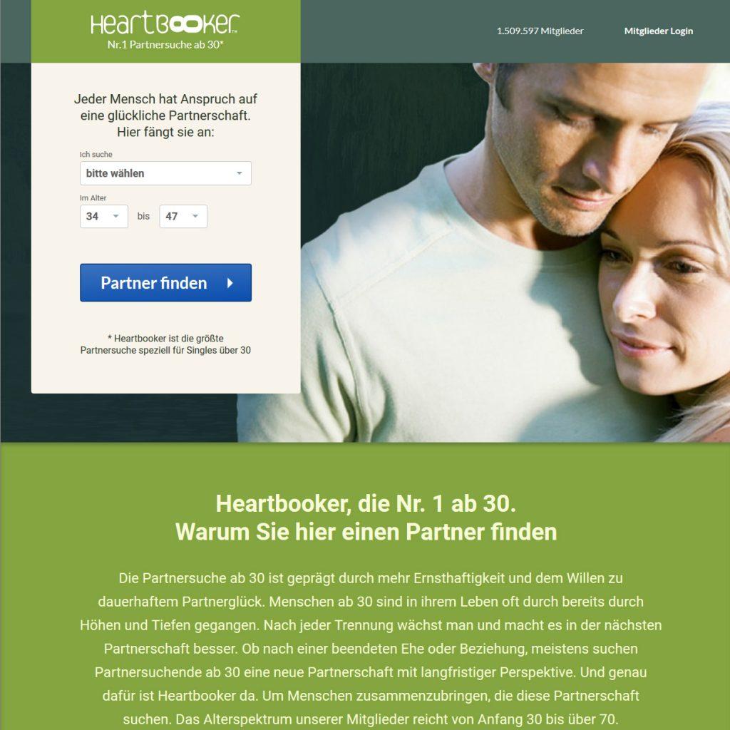 Partnervermittlung Heartbooker