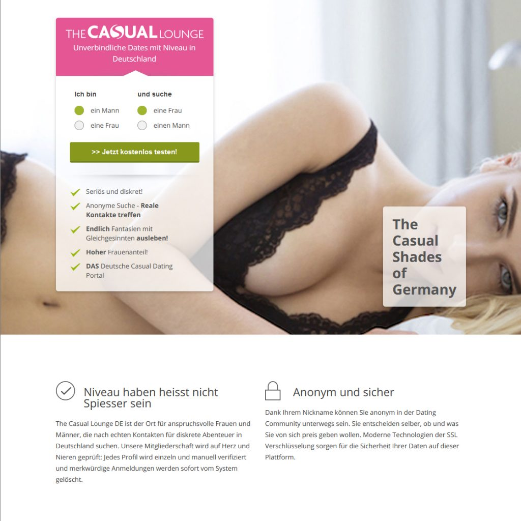 Casual Dating The Casual Lounge