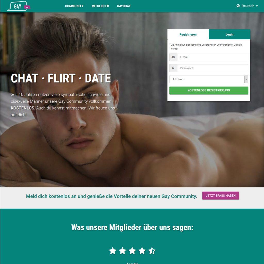 Gayseite GAY.de
