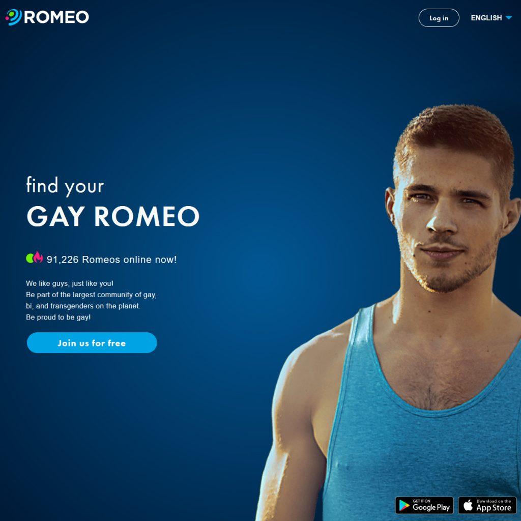 Gayseite ROMEO