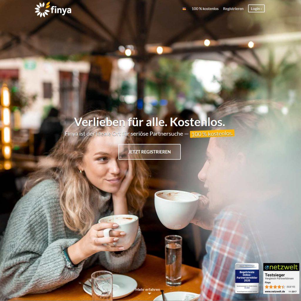 Kostenlose Singlebörse Finya