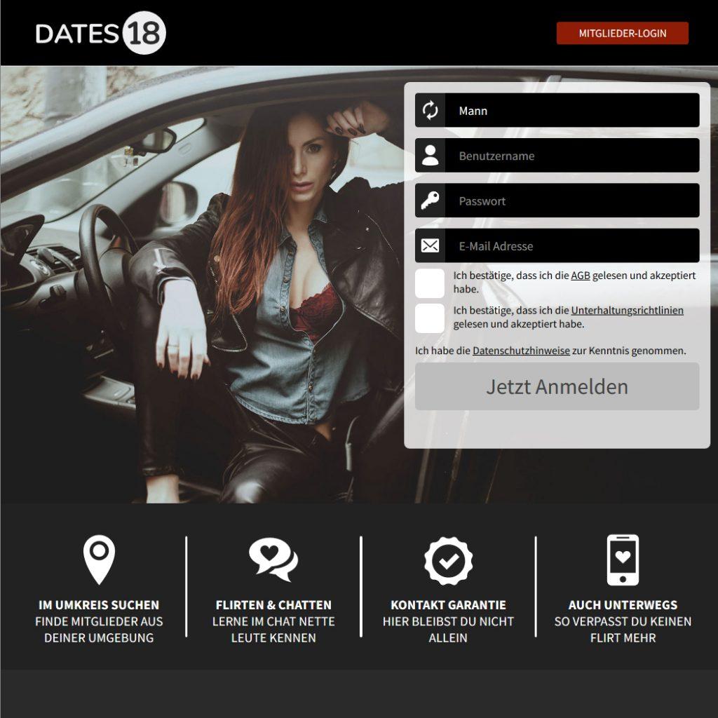 Sexdating bei DATES18