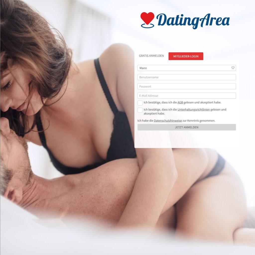Sexdating in der DatingArea